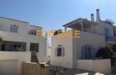 10128, 4 Houses for sale in Aliki.  100 meters from Aliki town and beach!