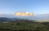 2012, Quiet and peaceful one acre plot of land, on the mountain hills of Lefkes